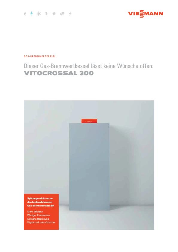 Vitocrossal 300